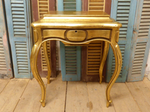 Gilded Dressing Table - ha132